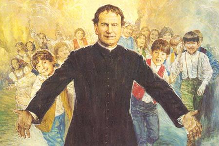 31 de enero, día de San Juan Bosco, día de la juventud